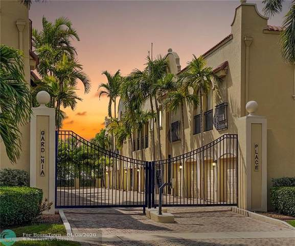 4619 Poinciana St 7A, Lauderdale By The Sea, FL 33308 (MLS #F10224831) :: RE/MAX
