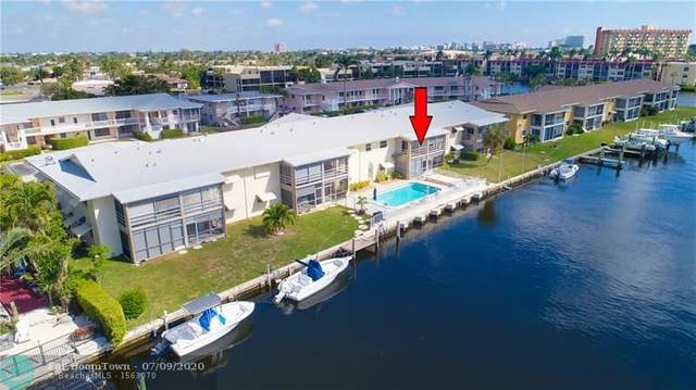 708 SE 7th Ave #13, Pompano Beach, FL 33060 (#F10225630) :: The Rizzuto Woodman Team