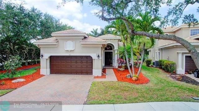 7163 NW 116th Way, Parkland, FL 33076 (MLS #F10226127) :: GK Realty Group LLC