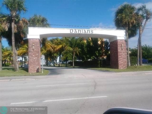 604 NE 2nd St #229, Dania Beach, FL 33004 (MLS #F10226132) :: Berkshire Hathaway HomeServices EWM Realty