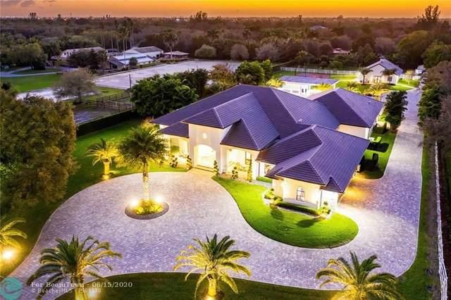 5281 Hancock Road, Southwest Ranches, FL 33330 (MLS #F10226457) :: Green Realty Properties