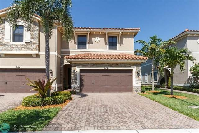 8443 Lakeview Trail, Parkland, FL 33076 (MLS #F10227067) :: GK Realty Group LLC