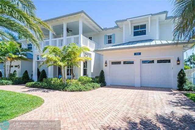 2500 NE 35th Street, Lighthouse Point, FL 33064 (MLS #F10227291) :: Green Realty Properties