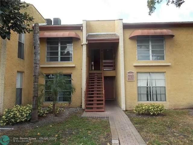 4443 Treehouse Lane H, Tamarac, FL 33319 (MLS #F10227945) :: Berkshire Hathaway HomeServices EWM Realty