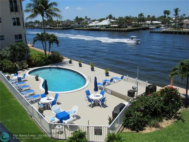 743 N Riverside Dr 4C, Pompano Beach, FL 33062 (MLS #F10228113) :: Berkshire Hathaway HomeServices EWM Realty