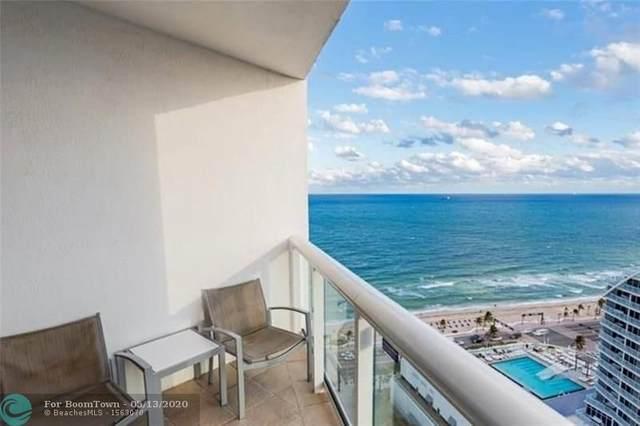505 N Fort Lauderdale Beach Blvd #2403, Fort Lauderdale, FL 33304 (MLS #F10228192) :: Laurie Finkelstein Reader Team