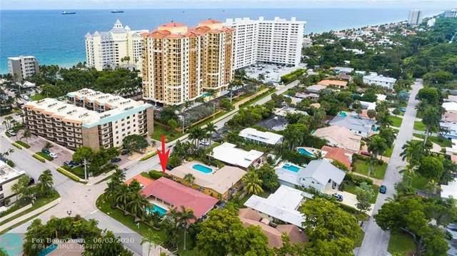 2039 NE 33rd Ave, Fort Lauderdale, FL 33305 (#F10228317) :: The Rizzuto Woodman Team