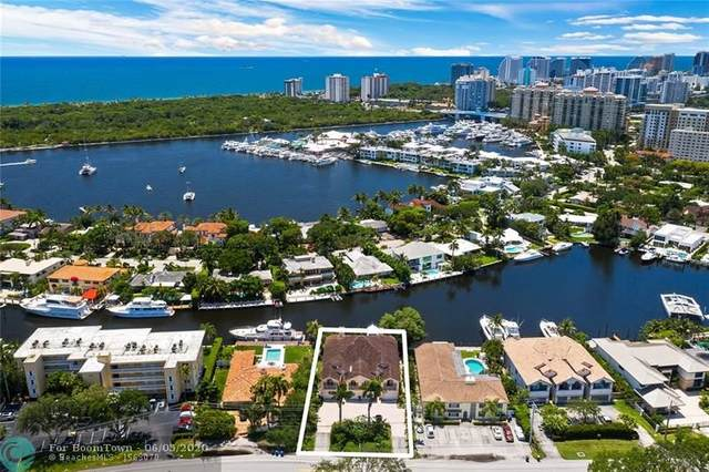 1316 Bayview Dr, Fort Lauderdale, FL 33304 (MLS #F10228319) :: GK Realty Group LLC