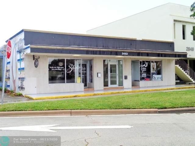 2852 E Oakland Park Blvd, Fort Lauderdale, FL 33306 (MLS #F10228323) :: Berkshire Hathaway HomeServices EWM Realty