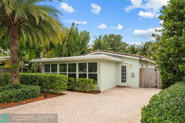 1145 NE 12th Ave, Fort Lauderdale, FL 33304 (MLS #F10228347) :: Laurie Finkelstein Reader Team