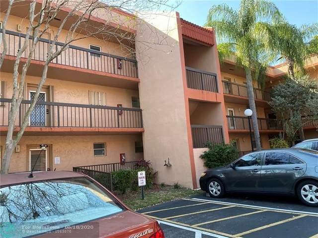 3070 Holiday Springs Blvd #203, Margate, FL 33063 (MLS #F10228835) :: Castelli Real Estate Services