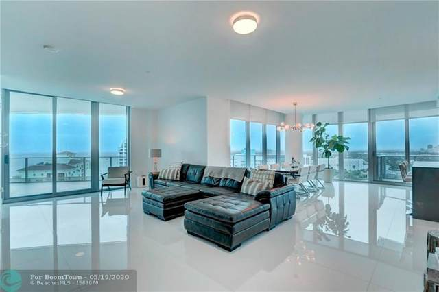 701 N Fort Lauderdale Beach Blvd #1705, Fort Lauderdale, FL 33304 (MLS #F10228868) :: Green Realty Properties