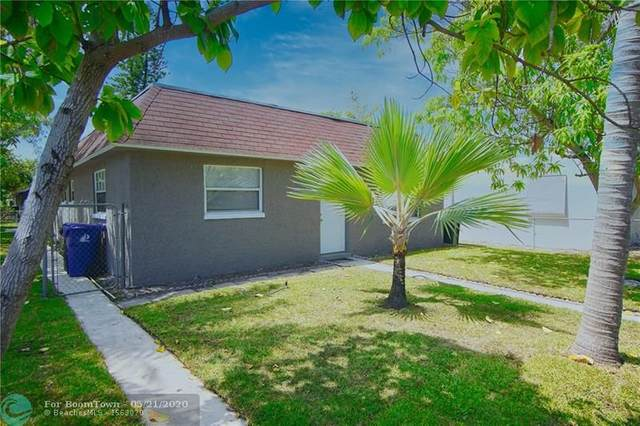 1401 NW 1st Ave, Fort Lauderdale, FL 33311 (MLS #F10228893) :: Castelli Real Estate Services