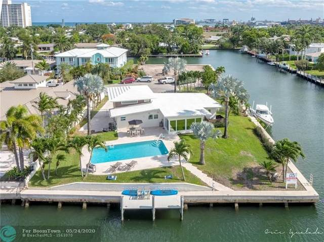 2601 Grace Dr, Fort Lauderdale, FL 33316 (MLS #F10228942) :: The Howland Group