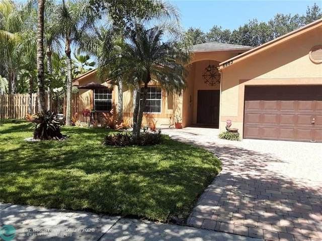 8983 SW 58th Ct, Cooper City, FL 33328 (MLS #F10228964) :: THE BANNON GROUP at RE/MAX CONSULTANTS REALTY I
