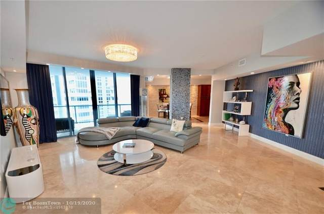 333 Las Olas Way #2505, Fort Lauderdale, FL 33301 (#F10229055) :: Posh Properties