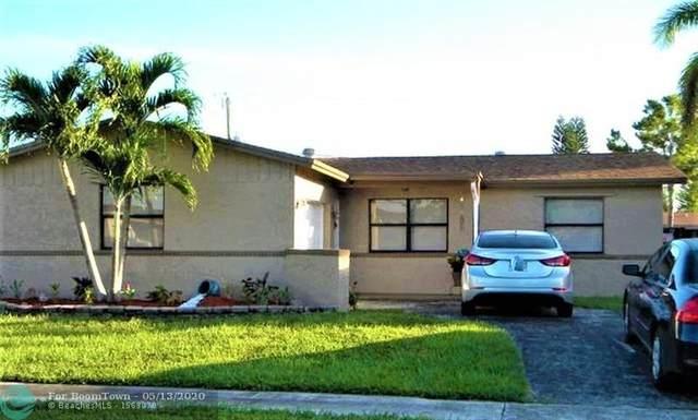 11451 NW 31st Street, Sunrise, FL 33323 (MLS #F10229143) :: Laurie Finkelstein Reader Team