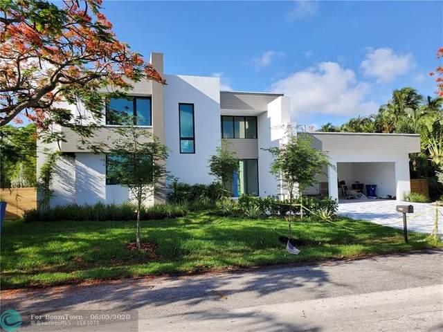 2816 NE 23rd St, Fort Lauderdale, FL 33305 (MLS #F10229293) :: Green Realty Properties