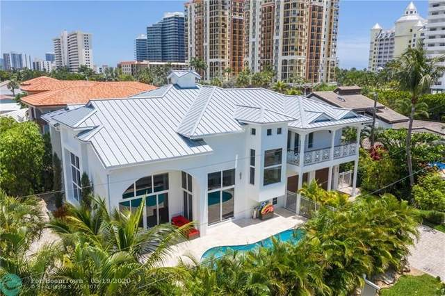 3201 NE 19th St, Fort Lauderdale, FL 33305 (MLS #F10229366) :: The Howland Group