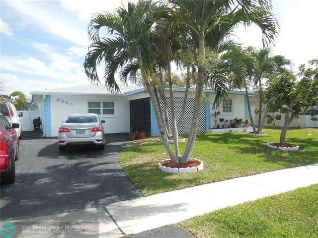 6820 NW 82nd St, Tamarac, FL 33321 (MLS #F10229532) :: Castelli Real Estate Services