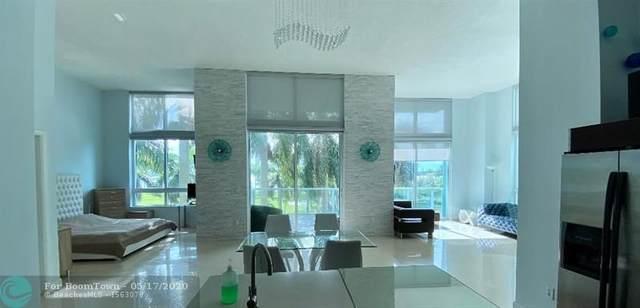 1900 N Bayshore Dr #502, Miami, FL 33132 (MLS #F10229810) :: Castelli Real Estate Services