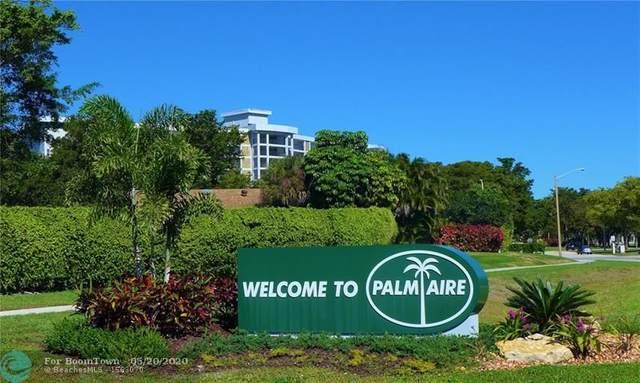 575 Oaks Ln #1007, Pompano Beach, FL 33069 (MLS #F10229972) :: Laurie Finkelstein Reader Team