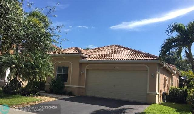 1337 Banyan Way, Weston, FL 33327 (#F10230111) :: Dalton Wade