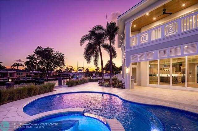 2810 NE 9th Ct, Pompano Beach, FL 33062 (MLS #F10230141) :: Lucido Global