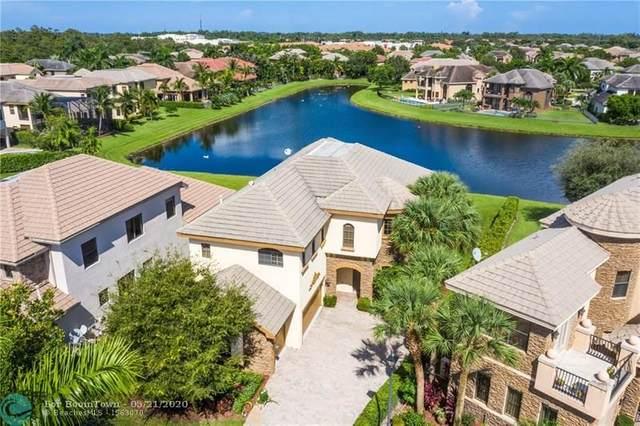 3421 Collonade Dr, Wellington, FL 33449 (MLS #F10230445) :: Green Realty Properties