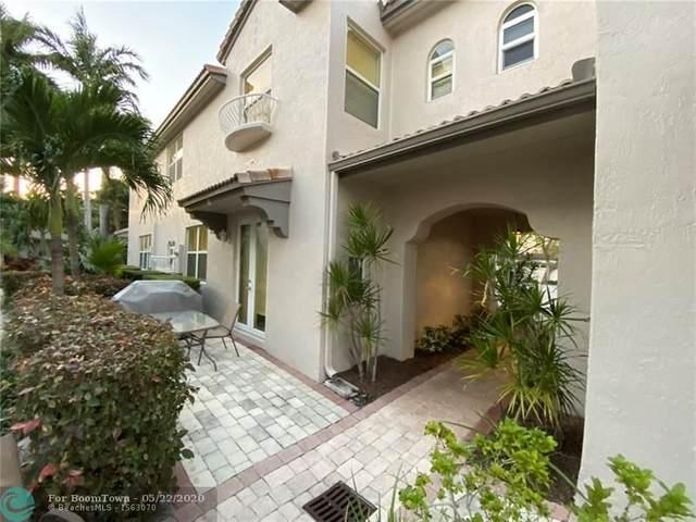 1900 Oceanwalk Ln #118, Lauderdale By The Sea, FL 33062 (MLS #F10230536) :: Lucido Global