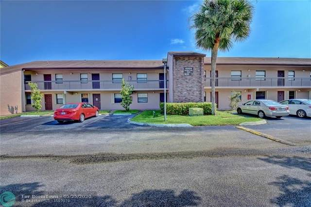 10005 Winding Lake Rd #103, Sunrise, FL 33351 (MLS #F10230537) :: Castelli Real Estate Services