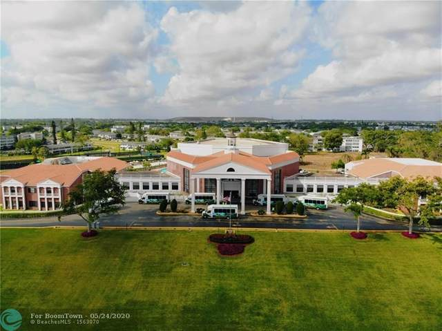 79 Harwood H #79, Deerfield Beach, FL 33442 (MLS #F10230629) :: Laurie Finkelstein Reader Team