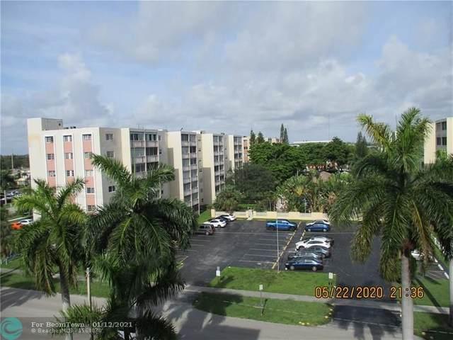 901 NE 14th Ave #303, Hallandale, FL 33009 (MLS #F10230859) :: Patty Accorto Team