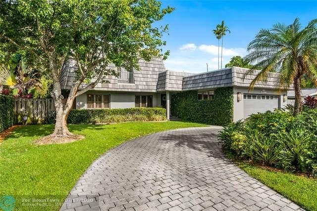 1229 Cordova Rd, Fort Lauderdale, FL 33316 (MLS #F10230943) :: Berkshire Hathaway HomeServices EWM Realty