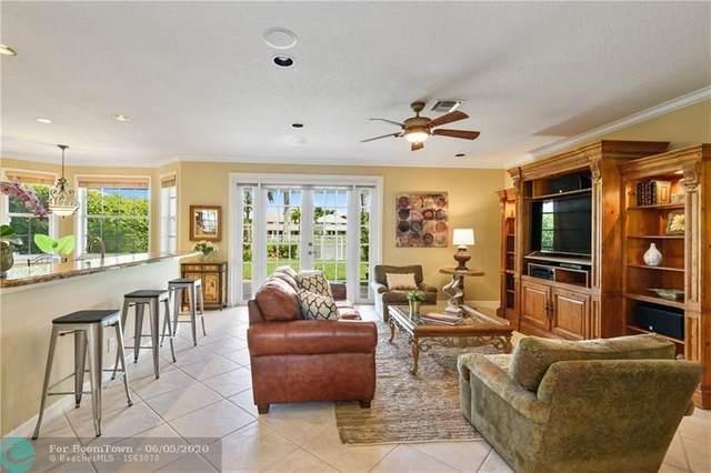 3724 Falcon Ridge Cir, Weston, FL 33331 (MLS #F10231021) :: The Howland Group