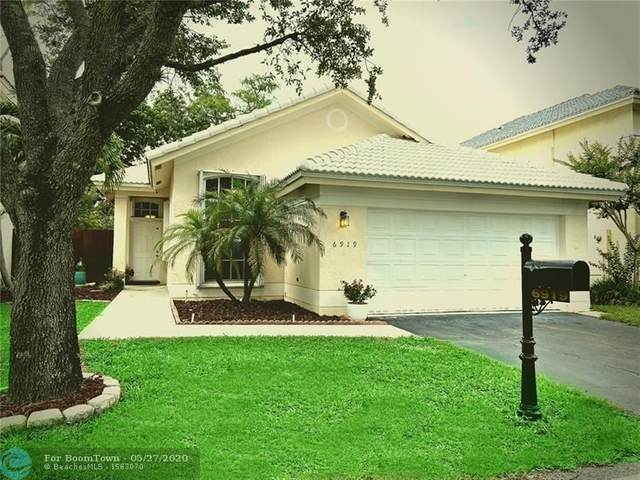 6919 NW 26th St, Margate, FL 33063 (#F10231144) :: Realty100