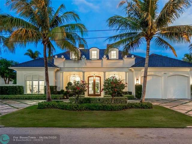 5120 NE 31st Avenue, Lighthouse Point, FL 33064 (MLS #F10231500) :: GK Realty Group LLC