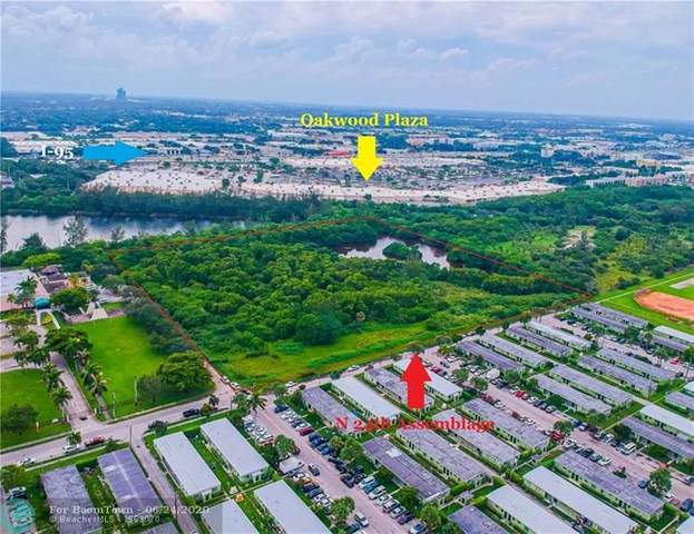 N 24 Ave, Hollywood, FL 33020 (MLS #F10231613) :: Green Realty Properties
