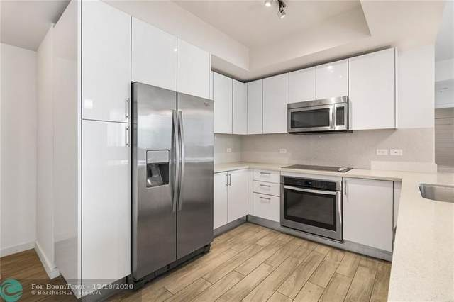 999 SW 1st Ave #1214, Miami, FL 33130 (MLS #F10231650) :: The Howland Group