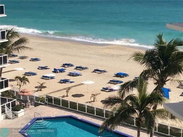 3600 E Galt Ocean Dr 3C, Fort Lauderdale, FL 33308 (MLS #F10231723) :: GK Realty Group LLC