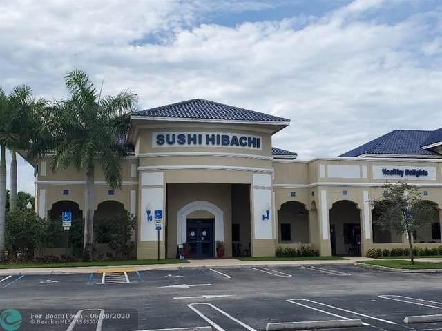 5791 Coral Ridge Dr, Coral Springs, FL 33076 (MLS #F10231737) :: Berkshire Hathaway HomeServices EWM Realty