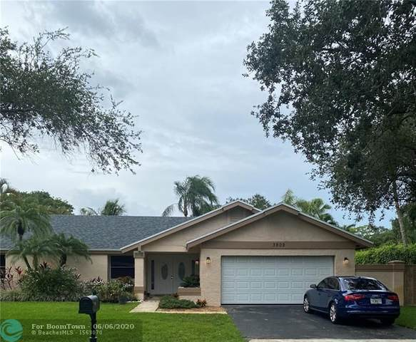 3802 Park Dr, Cooper City, FL 33026 (MLS #F10231795) :: THE BANNON GROUP at RE/MAX CONSULTANTS REALTY I