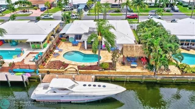 281 SE 3rd Ct, Pompano Beach, FL 33060 (#F10231798) :: Realty100