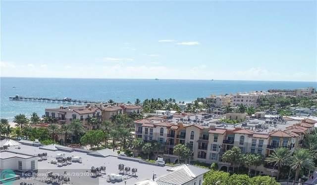 4445 El Mar Dr #305, Lauderdale By The Sea, FL 33308 (MLS #F10231910) :: Green Realty Properties