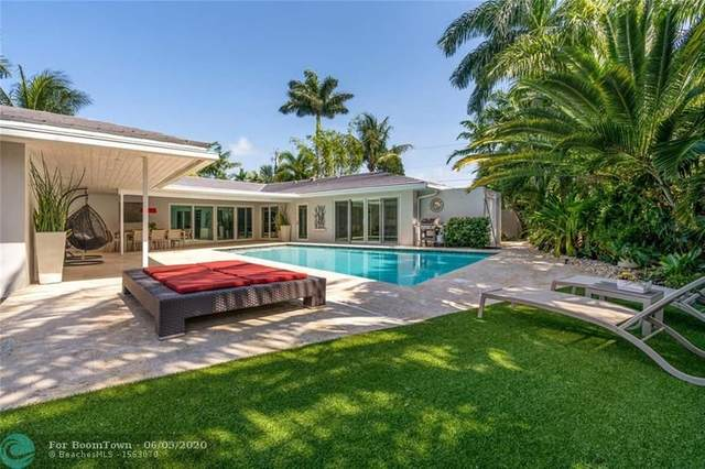2516 Bayview Dr, Fort Lauderdale, FL 33305 (MLS #F10231922) :: GK Realty Group LLC
