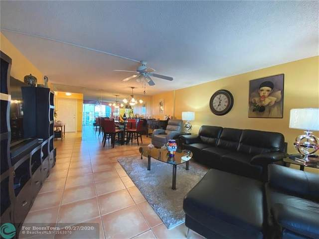 141 SE 3rd Ave #602, Dania Beach, FL 33004 (MLS #F10232030) :: Berkshire Hathaway HomeServices EWM Realty