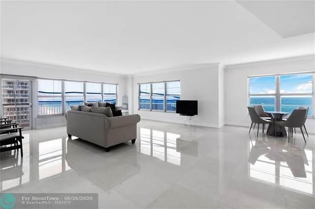 3850 Galt Ocean Dr #1611, Fort Lauderdale, FL 33308 (MLS #F10232035) :: Berkshire Hathaway HomeServices EWM Realty