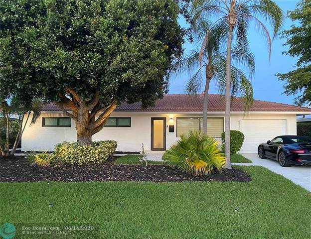 4830 NE 28th Ave, Fort Lauderdale, FL 33308 (MLS #F10232101) :: Berkshire Hathaway HomeServices EWM Realty