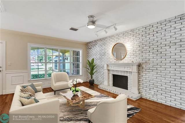 1414 Coral Ridge Drive, Fort Lauderdale, FL 33304 (MLS #F10232179) :: Berkshire Hathaway HomeServices EWM Realty