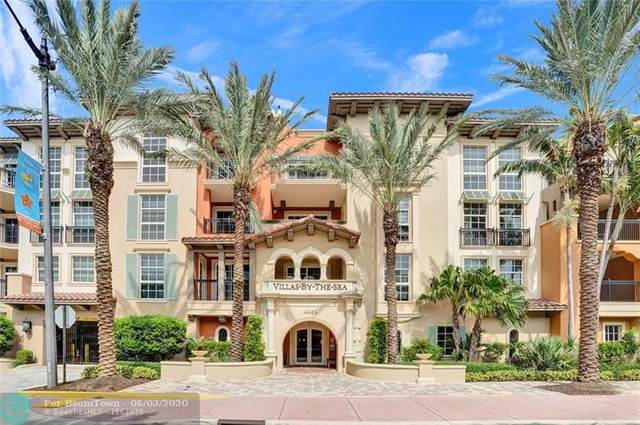 4445 El Mar Dr #2210, Lauderdale By The Sea, FL 33308 (MLS #F10232275) :: The Howland Group